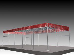 Diseño Final Cancha Baloncesto - UNAN